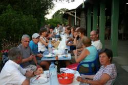 Entertainment organised Camping Domaine De  La Serre - Aigues Vives