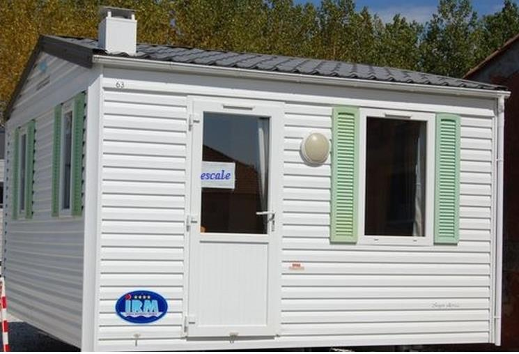 Location - Mobil Home 1 Chambre - Camping Le Pin