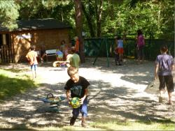 Entertainment organised Flower Camping La Pibola - Camon