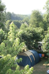 Pitch - Pitch Igloo ( on foot or by bike ) - Camping DU LAC