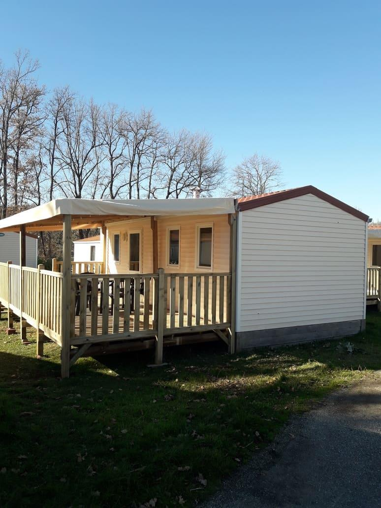 Location - Cottage Xl - Camping du Lac
