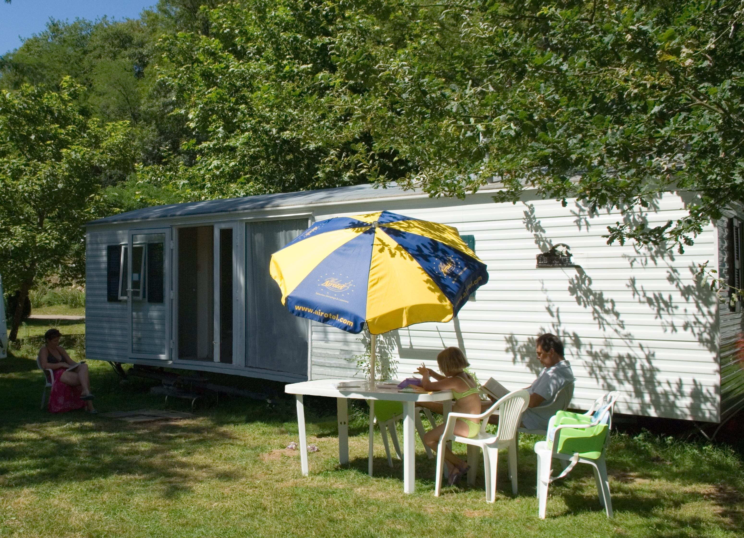Mobile home Confort LODGE 21m² (2 bedrooms)