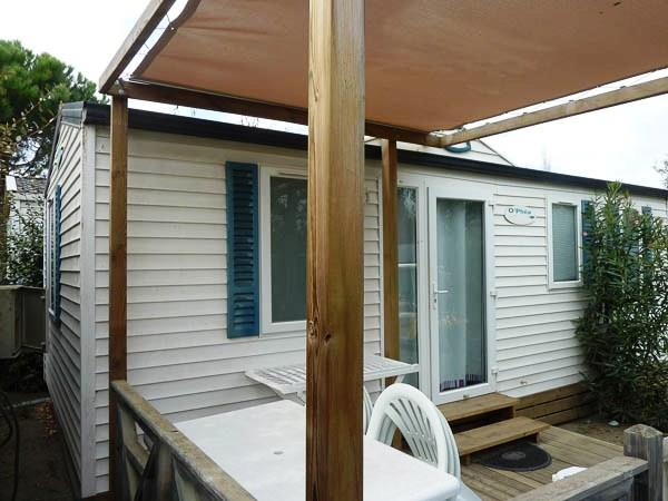 Mobil-home Confort Terrasse semi-couverte