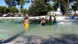 Sport activities Camping Paradis Les Pins - Le Grand-Village-Plage