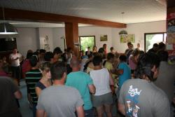 Entertainment organised Camping Les 4 Saisons - Oust