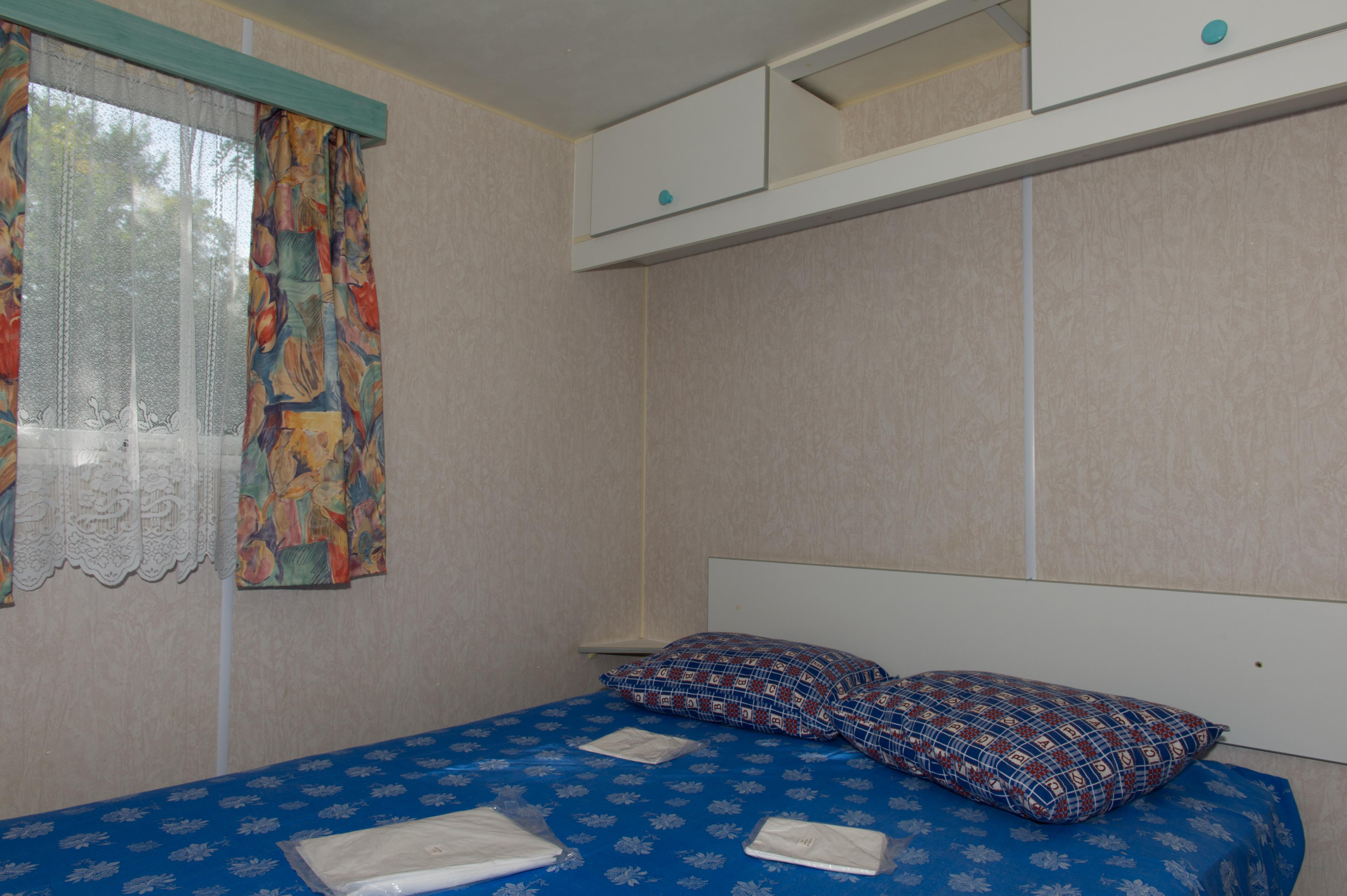 Mobil-home ECO 22m² (2 chambres)