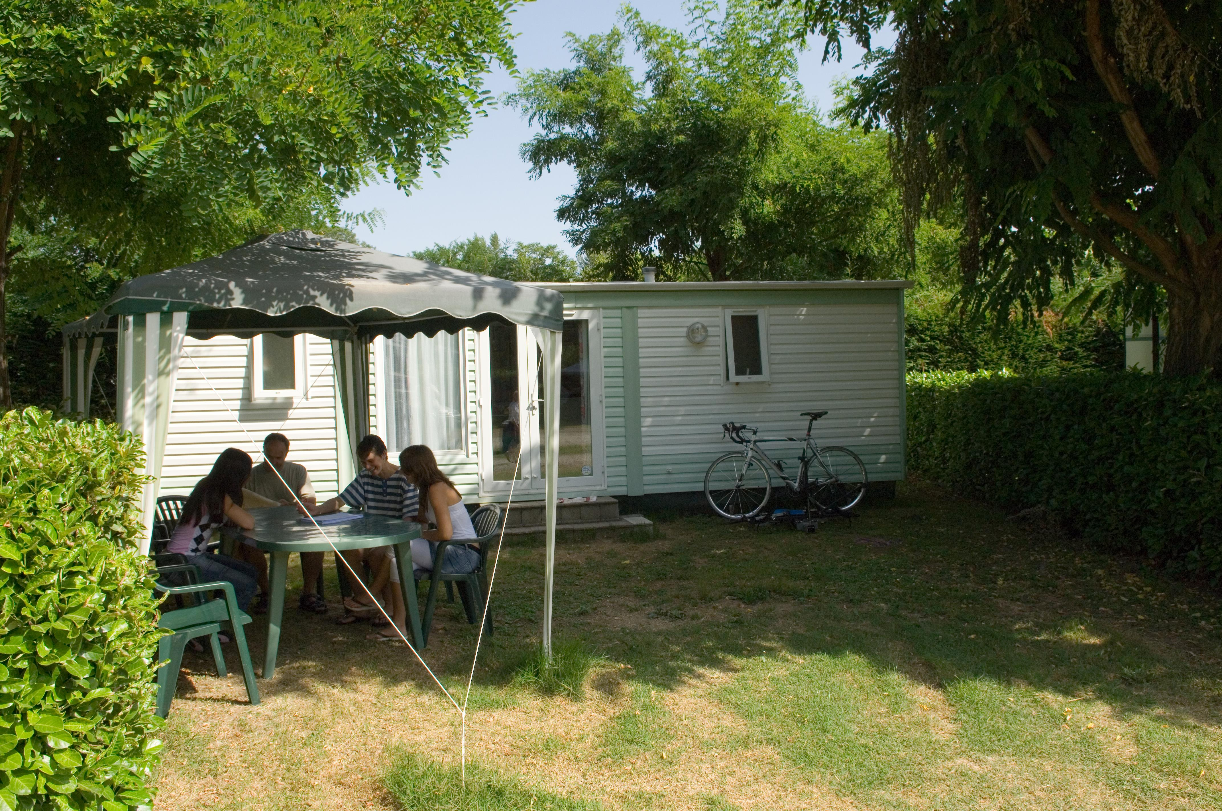 Mobile-home ECO 20m² 2 bedrooms - without sanitary