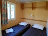 Rental - Mobil home - 3 Rooms - Camping Audinac les Bains