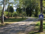 Pitch - Package camping-car, caravan - Camping Audinac les Bains