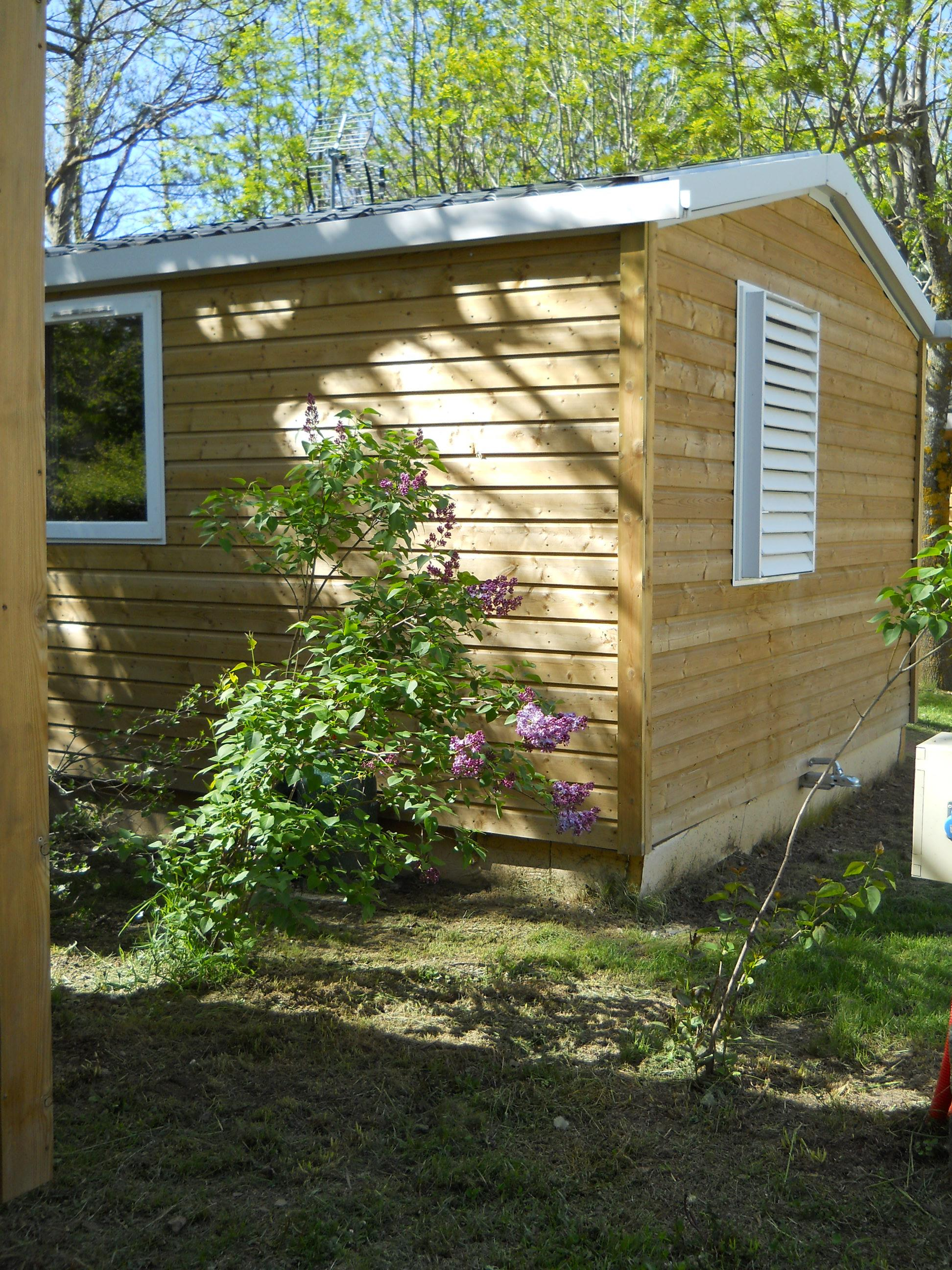 Mobil-home Gentiane 28m²