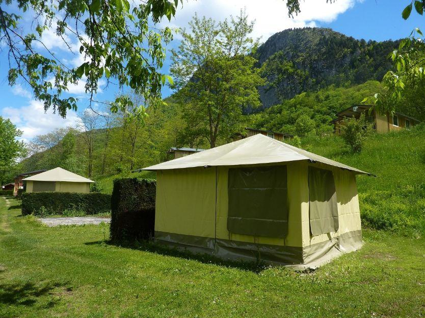 Bungalow tenda