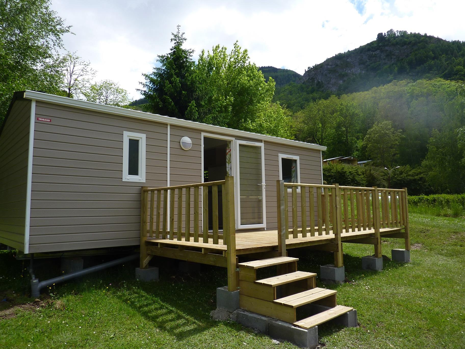 Rental - Mobile-Home - Camping LA BEXANELLE