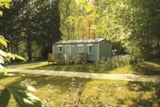 Rental - Mobile Home Espace 2 Bedrooms, With Terrace (4 Persons And 1 Vehicle Included) - Camping du Lac de Lislebonne