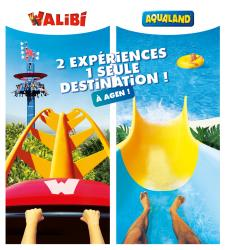 Package Walibi Agen