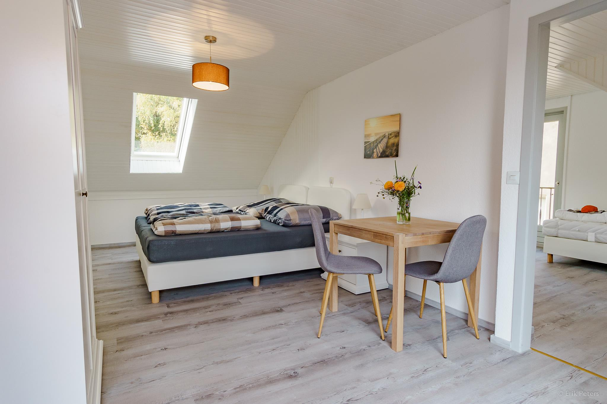 Chambre - Chambre Double - Camping Stover Strand International Kloodt