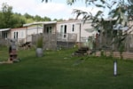 Rental - Mobile home Luxury 2 bedrooms - 47m² / Seeblick - Domaine du Lac de Neguenou