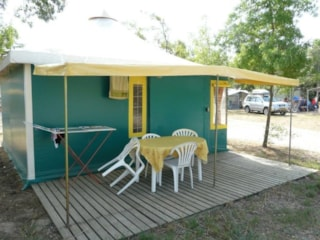 Canvas Bungalow Kiwi (Without Private Facilities)