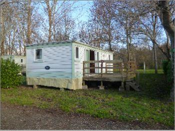 Location - Mobil-Home 2 Chambres Irm (>15 Ans) 29M² - Camping Le Mouliat