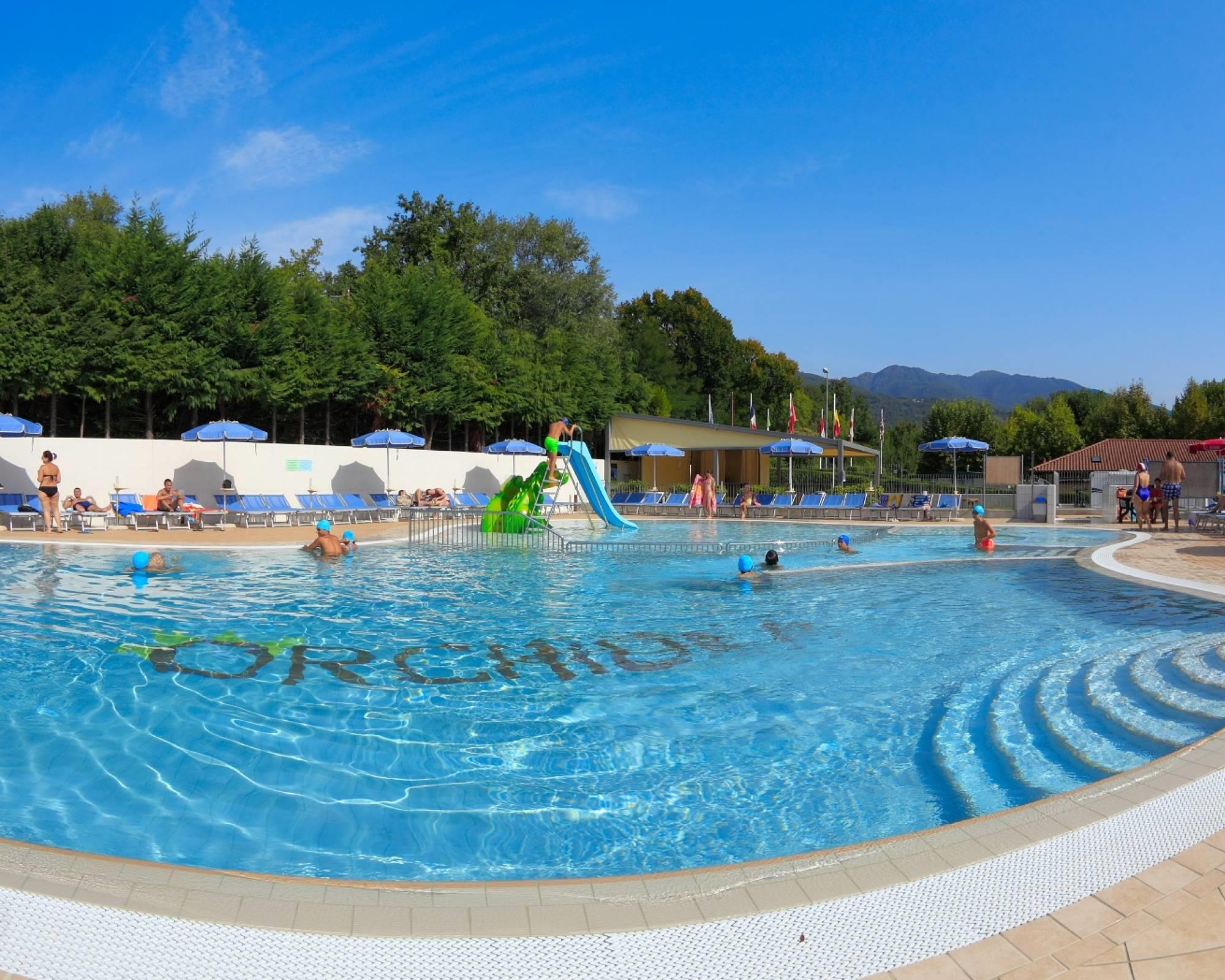 Establishment Camping Orchidea - Feriolo Di Baveno