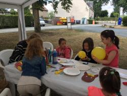 Animations Flower Camping Les Granges - Luynes