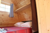 Rental - Pod (1 bedroom) with toilet block - Camping L'Étang du Pays Blanc