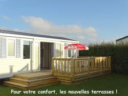 Mobilhome Cottage 3 chambres 34m²