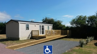 Mobile Home Handi Life 2 Bedrooms 32M² - Adapted To The People With Reduced Mobility