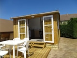 Rental - Mobile Home Tithome 2 Bedrooms 20M² - New - Camping L'Espérance