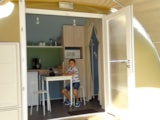 Rental - COCO SWEET - 2 bedrooms - 16 m² - New - Camping L'Espérance