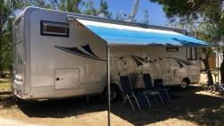 Pitch - Pitch Camping-Car + Electricity 3 Amp (Scooter On Camping-Car) - Torre Rinalda Camping Village