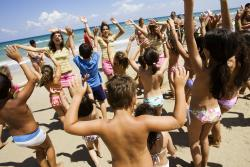 Entertainment organised Torre Rinalda Camping Village - Lecce