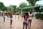 Entertainment organised Camping Gilda - Roseto Degli Abruzzi