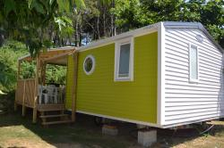Mobil-Home 734 Confort+ 24M² (2 Chambres) + Terrasse Couverte