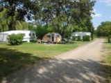 Pitch - Basic Package - Pitch + Vehicle - Camping Les Portes d'Alsace