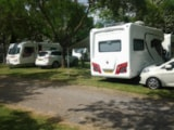 Pitch - STANDARD PACKAGE - Pitch + car + electricity - Camping Les Portes d'Alsace