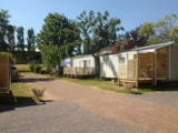 Rental - Cottage Evasion - 2 Bedrooms - Camping Les Portes d'Alsace