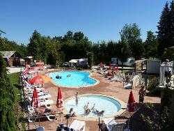 Baignade Camping International - Seyssel