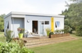 Rental - Mobile Home PREMIUM 2 bedrooms 28m² + terrace - Flower Camping De Rhuys