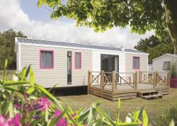Air-conditioned mobile home QUATTRO range 36m² (under 5 years old)