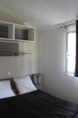 Rental - Mobil-home 2 bedrooms 32m² + terrace 8 m² - Camping Les Acacias