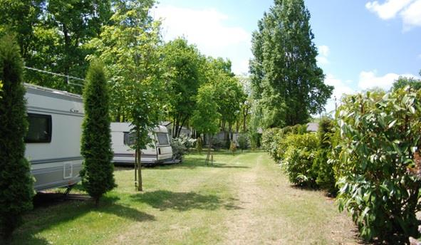 Establishment Camping Les Acacias - la Ville-aux-Dames