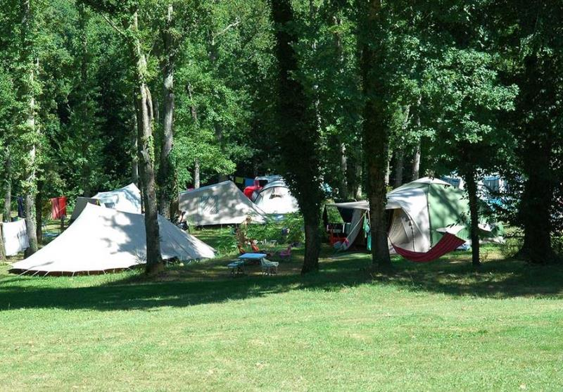 Emplacement - Emplacement Sauvage - Camping Terme d'Astor