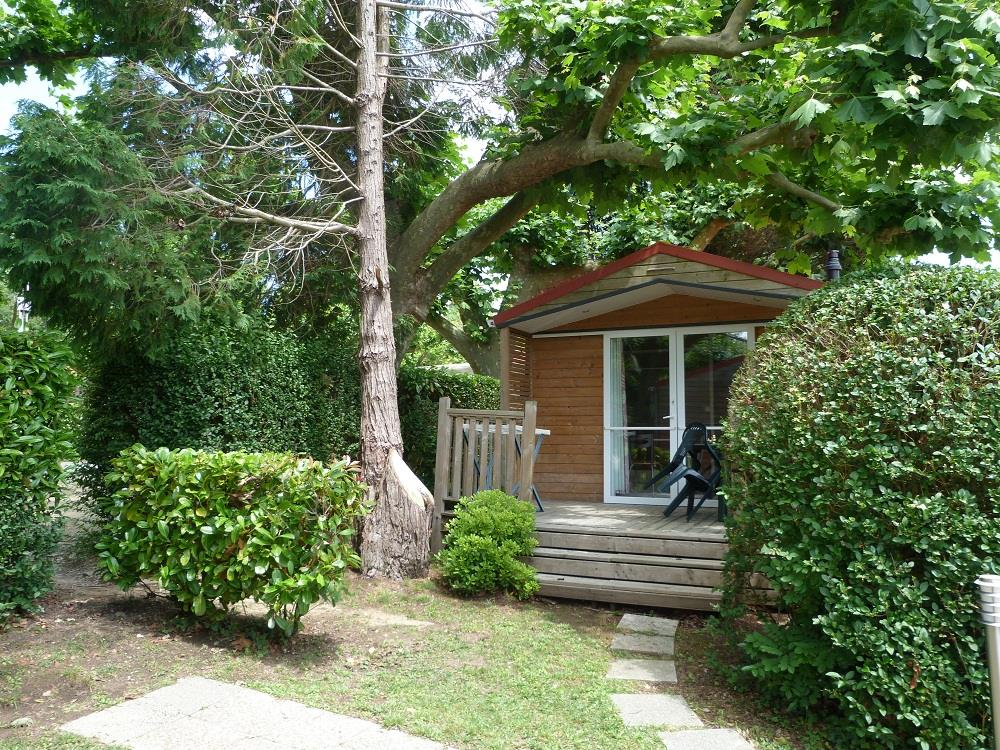 Location - Duo Family 1 Chambre - Camping Bela Basque