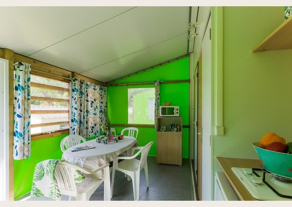 Location - Tithome 2 Chambres Sans Sanitaire - Camping Bela Basque