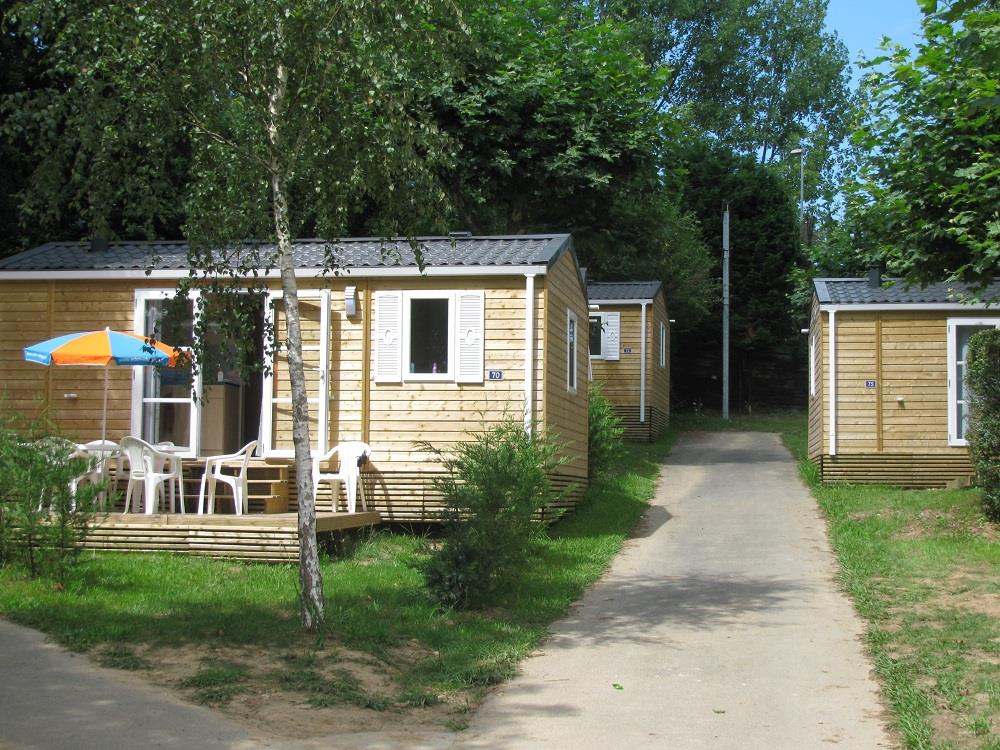 Location - Small Family 2 Chambres - Camping Bela Basque