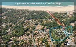 Establishment Camping Le Blayais Et L'alicat - St. Georges-De-Didonne