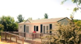 Rental - Cottage Louisiane (Pmr) - 2 Bedrooms - Camping Aquarev