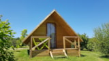 Rental - Wood - 1 Bedroom - Camping Aquarev
