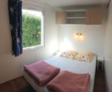Rental - Ophéa 2 bedrooms 30m² - Camping Les Amiaux