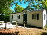 Rental - O'hara 2 bedrooms 33m² - Camping Les Amiaux